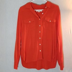 Oversized Button Down B33